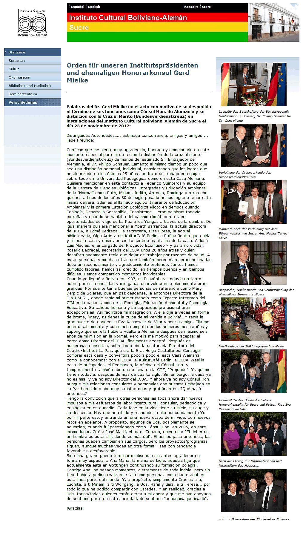 ICBA - Orden für Honorarkonsul Gerd Mielke png